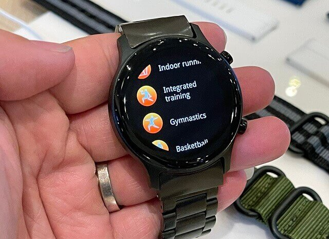 Haylou RS3 GPS SmartWatch Features
