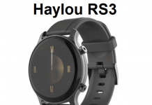 Haylou RS3 LS04 SmartWatch
