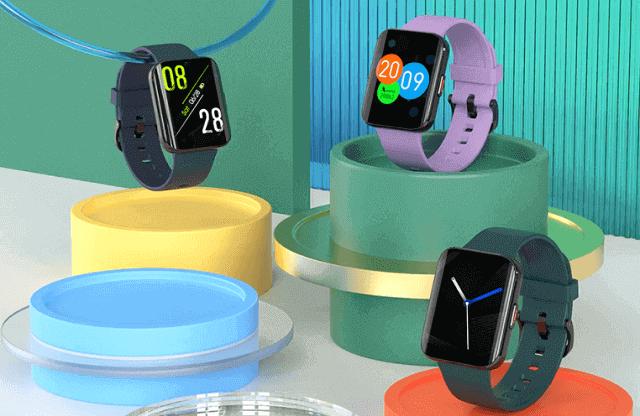KUMI KU2 Plus Smartwatch Design