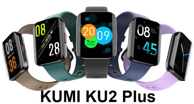 KUMI KU2 Plus Smartwatch
