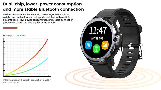 Kospet Prime S dual mode smartwatch