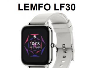 LEMFO LF30 Smartwatch
