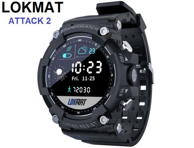 LOKMAT ATTACK 2 SmartWatch