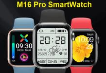M16 Pro SmartWatch