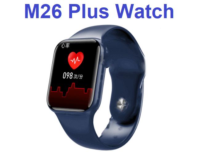 M26 Plus Smartwatch