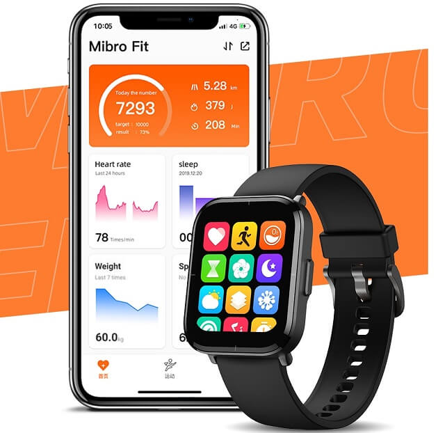 Mibro Color Smartwatch User manual