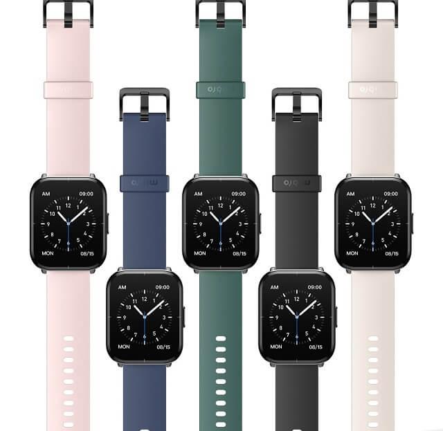 Xiaomi Mibro Color smartwatch Design