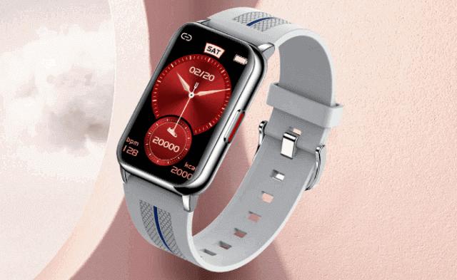 Vwar Fit1 Smartwatch Design