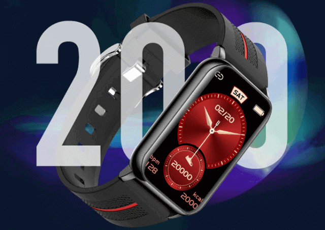 Vwar Fit1 Smartwatch Features