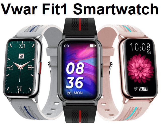 Vwar Fit1 Smartwatch