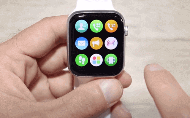W506 SmartWatch Features