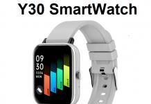 Y30 Smartwatch