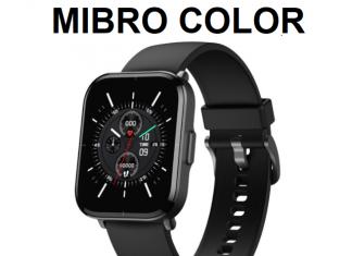 mibro color smartwatch