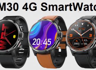 DM30 4G SmartWatch
