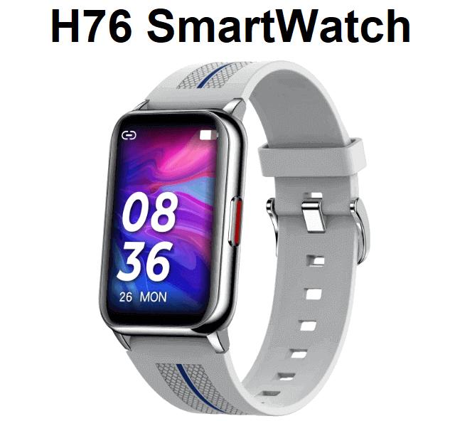 H76 SmartWatch