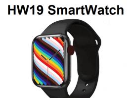 IWO HW19 SmartWatch