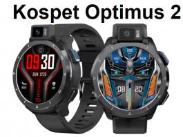 KOSPET OPTUMISE 2 4G SmartWatch