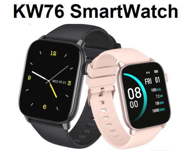 KW76 SmartWatch