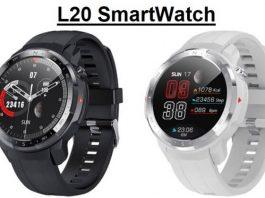 L20 SmartWatch