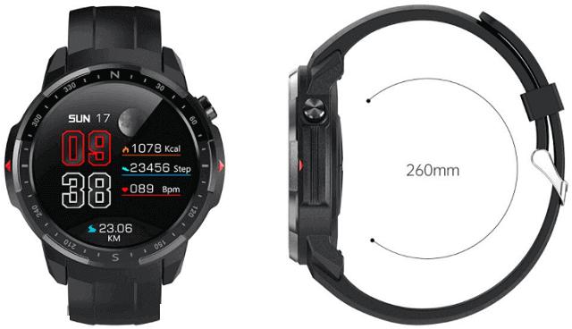 L20 SmartWatch Design