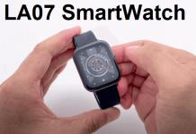 LA07 SmartWatch