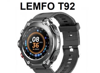 LEMFO T92 SmartWatch