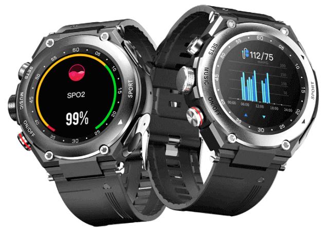 LEMFO T92 SmartWatch Features
