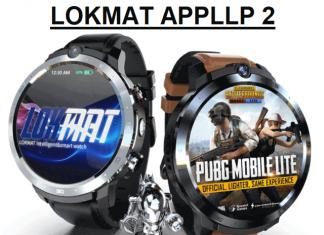 LOKMAT APPLLP 2 SmartWatch
