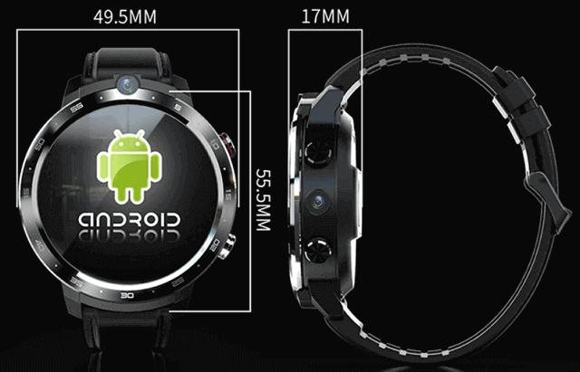 LOKMAT APPLLP 2 SmartWatch Design