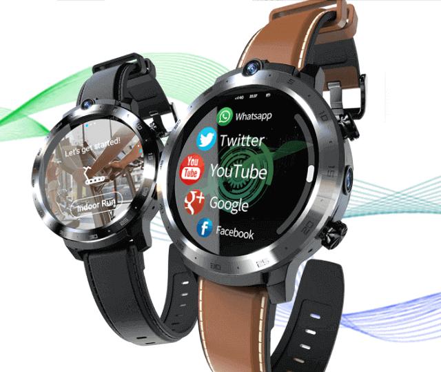LOKMAT APPLLP 2 SmartWatch Features