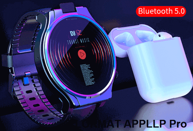 LOKMAT APPLLP PRO 4G SmartWatch