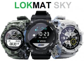 LOKMAT SKY 4G Smartwatch