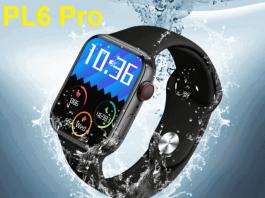IWO PL6 PRO SmartWatch