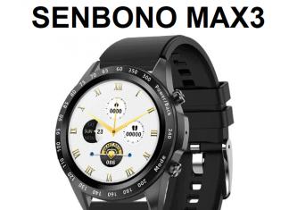 SENBONO MAX3 SmartWatch