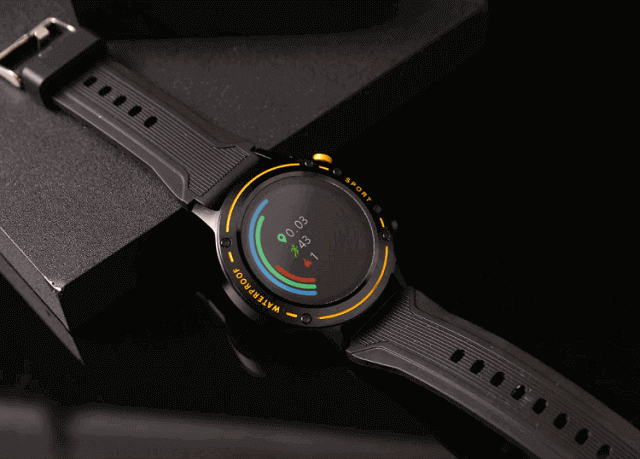 Senbono OD1 SmartWatch Design