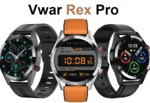 Vwar REX Pro SmartWatch