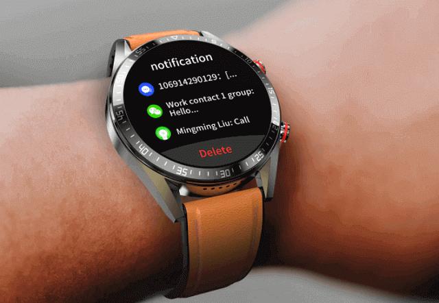 Vwar REX Pro SmartWatch Features