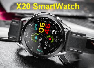 X20 SmartWatch