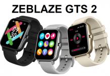 Zeblaze GTS 2 SmartWatch