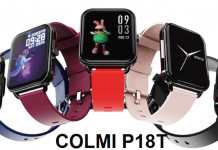 COLMI P18T Smartwatch