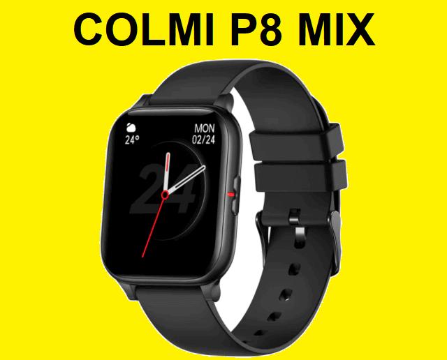COLMI P8 Mix SmartWatch