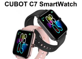 CUBOT C7 Smartwatch