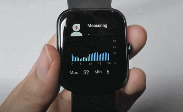 CUBOT ID206 SmartWatch Features
