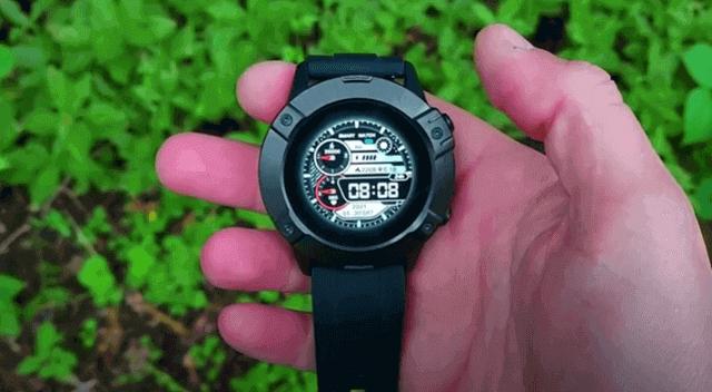 Cubot N1 SmartWatch Design