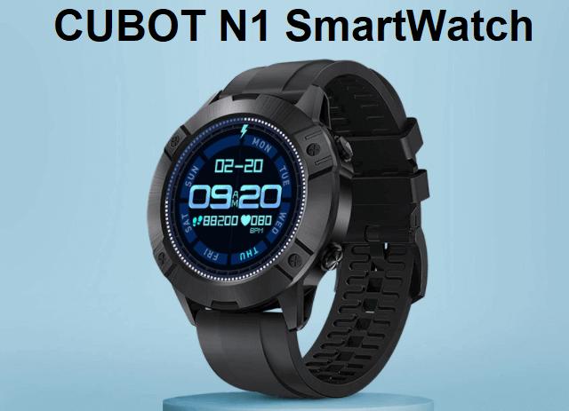 Cubot N1 SmartWatch