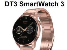 DT3 SmartWatch 3