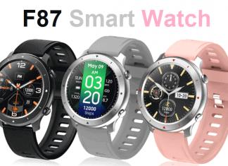 F87 SmartWatch