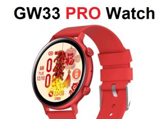 GW33 PRO SmartWatch