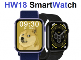 HW18 Smartwatch
