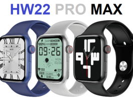 HW22 PRO MAX SmartWatch